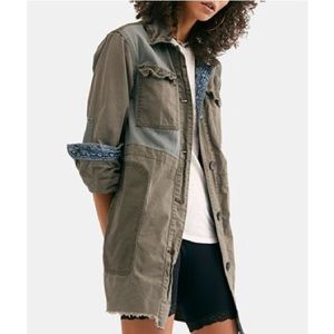 Free People Apollo Jacket